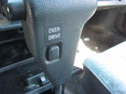 Tìm hiểu chức năng O/D trên xe hơi ô tô số tự động