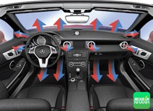 Thay thế lọc gió cho xe Mazda