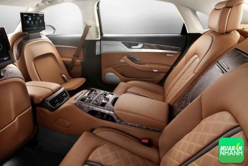 Hướng dẫn bảo dưỡng nhanh nội thất xe ô tô Audi