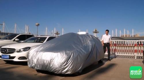Chọn bạt phủ cho xe ôtô Suzuki