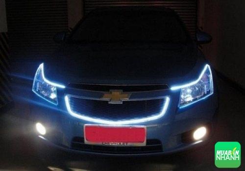 Nên độ đèn LED siêu sáng hay đèn bi-Xenon cho xe ôtô?