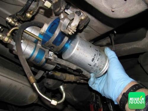 Những điều cần biết về hệ thống lọc nhiên liệu trên xe ôtô