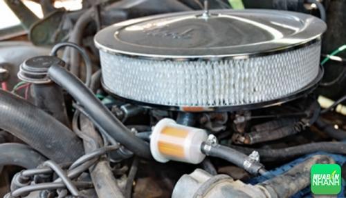 Hướng dẫn thay lọc nhiên liệu xe ôtô