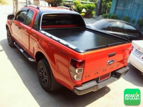 Các loại nắp thùng xe bán tải Ford Ranger
