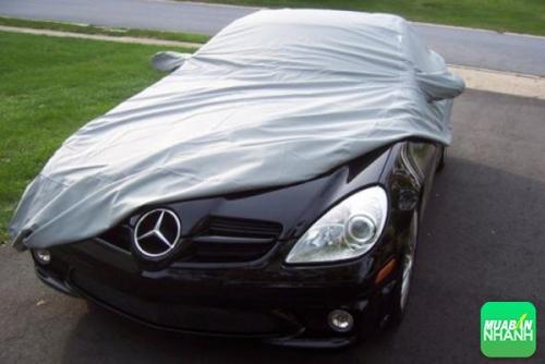 Sử dụng bạt phủ xe ô tô đúng cách, hiệu quả