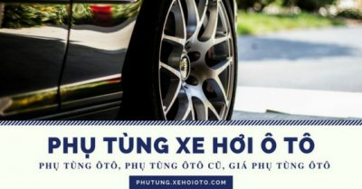 Mặt ca lăng ôtô, tags của Phụ Tùng Xe Hơi Ô Tô, Trang 1